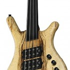 Warwick Corvette $$ SE Musik Produktiv Spalted Maple 4 Fretless