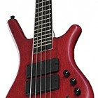 Warwick Corvette $$ SE Spain Red Dragon 5