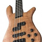 Warwick Streamer LX SE Germany Flame Maple Neck 4