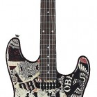 OBEY Stratocaster HSS Collage