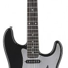 Black and Chrome Special Edition Strat