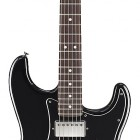 Blacktop Stratocaster HSH