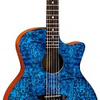 Gypsy Quilted Ash Blue