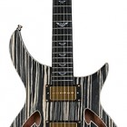 Jarrell Guitars JZH-1 Zebra PH Gold