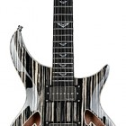 Jarrell Guitars JZH-1 Zebra PH Chrome