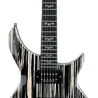 Jarrell Guitars JZS-1 Zebra (H) Chrome