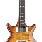DC6 Double Cut California Carved Top
