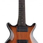 DC3 Double Cut California Carved Top
