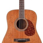 Carvin Cobalt C350S Satin Mahogany Dreadnought Acoustic