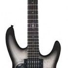 DBZ Guitars Barchetta GX Crucifixion
