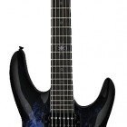 DBZ Guitars Barchetta GX Dark Angel