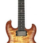 DBZ Guitars Royale QM