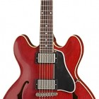 Lee Ritenour Aged and Signed ES-335 Semi-Hollow