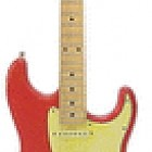 Fret King Stvdio Corona 60 (Red)