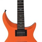 Jarrell Guitars JZS-1 Orange Sunshine