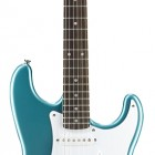 Lake Placid Blue, Rosewood Fingerboard