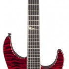 JCS Special Edition Soloist SL2Q Trans Red