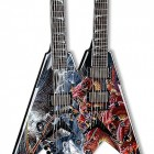 Dean Dave Mustaine VMNT Double Neck Diadems