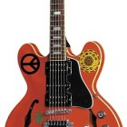 Alvin Lee ES-335 Big Red
