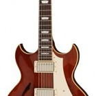 Inspired By Johnny A Standard Semi-Hollow