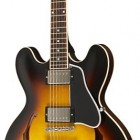 Gibson ES-335 Dot Plain-top
