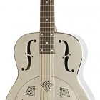 Dobro Hound Dog M-14 Metalbody (Round Neck)