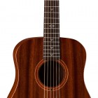 Flight Mahogany Travel Guitar