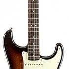 Limited Edition American Deluxe Mahogany Stratocaster HSS