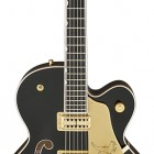 G6139T-CB Black Falcon Center-Block LTD Single Cutaway