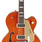 G6120DE Duane Eddy Signature Hollow Body