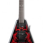B.C. Rich Kerry King V Two Tribal Onyx
