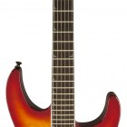 Burnt Cherry Sunburst