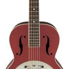 G9241 Alligator Biscuit Round-Neck Resonator Guitar
