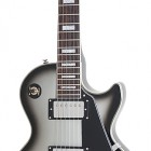 Epiphone Ltd Ed Les Paul Custom Silverburst