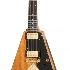 Epiphone Ltd Ed Korina Flying V