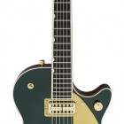 Gretsch Guitars G6134T-CDG Limited Edition Penguin w/Bigsby, TV Jones, Cadillac Green Metallic