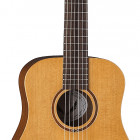 Flight Nylon Spruce Travel Guitar