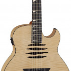 Mako Dave Mustaine A/E Flame Top