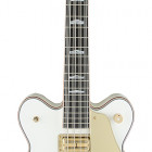 Gretsch Guitars G6136B-TP12 Custom Shop Tom Petersson Signature White Falcon™ Bass 12-String