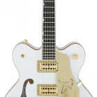 G6636T Players Edition Falcon™ Center Block Double-Cut with String-Thru Bigsby®, Filter`Tron™ Pickups, White