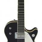 Gretsch Guitars G6128T-59 Vintage Select '59 Duo Jet™ with Bigsby®, TV Jones®, Black