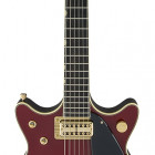 G6131T-62 Vintage Select '62 Jet™ Firebird™ with Bigsby®, TV Jones®, Vintage Firebird Red