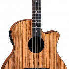 Gypsy Exotic Zebrawood A/E