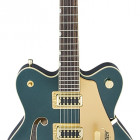 G5422TG Limited Edition Electromatic Double-Cut Hollow Body with Bigsby and Gold Hardware Cadillac Green Metallic