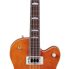 Gretsch Guitars G5440LSB Electromatic Hollow Body, 34-Inch Long Scale Bass, Rosewood Fingerboard