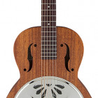 G9200 Boxcar Round-Neck, Mahogany Body Resonator Guitar