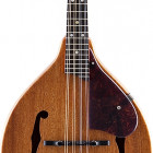 G9310 New Yorker Supreme A-Style Mandolin, Solid Mahogany Top/Back/Sides