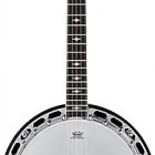 Gretsch Guitars G9400 Broadkaster Deluxe 5-String Resonator Banjo, Zinc Alloy Flathead Tone-Ring