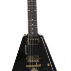 Flying V Mahogany TV