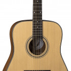Dean St Augustine Dreadnought Solid Wood